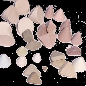 Media cerámica